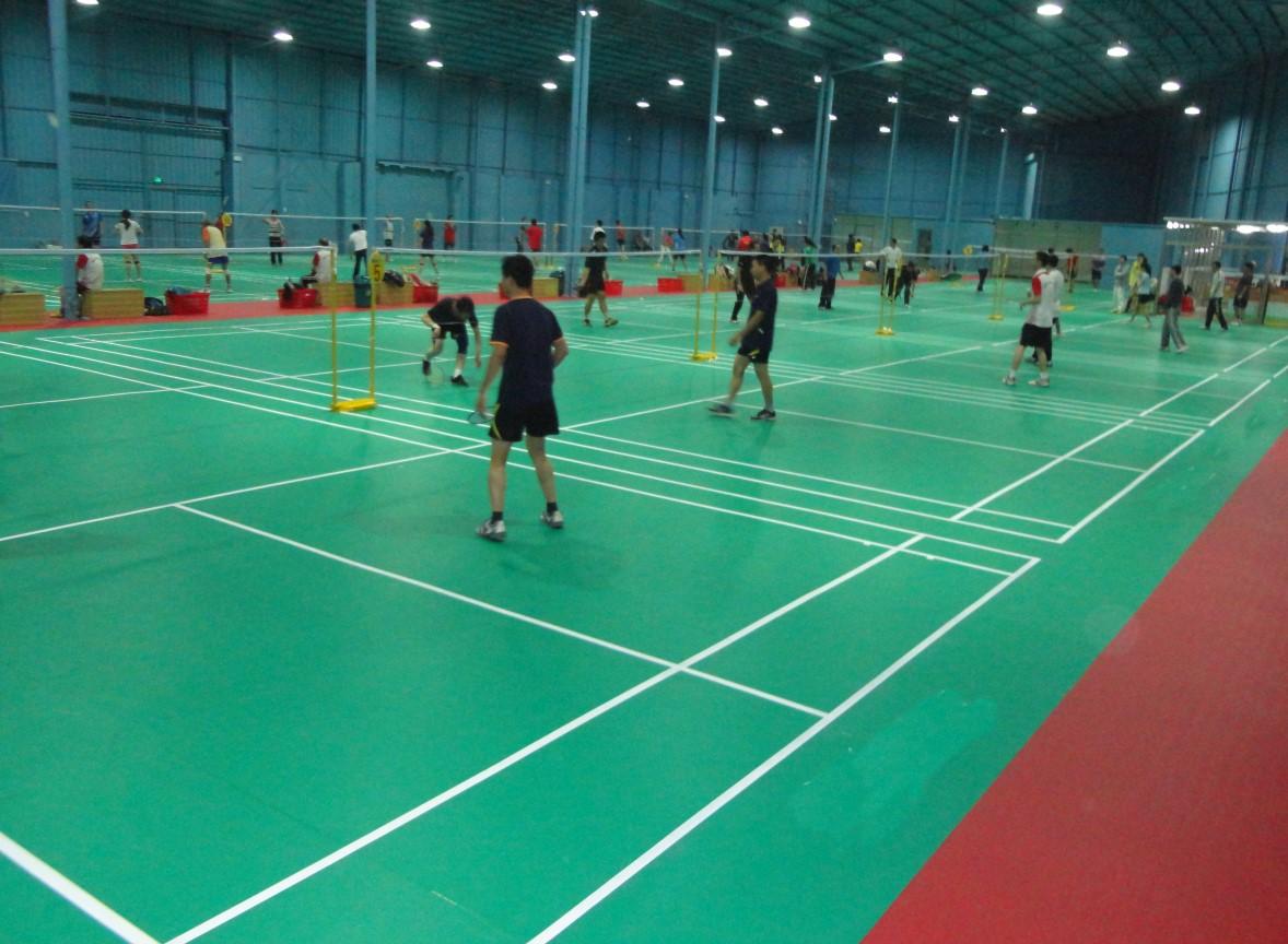 Badminton Court Details