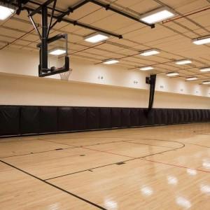 Vinyl Basketball Floor Scree Pattern 1405