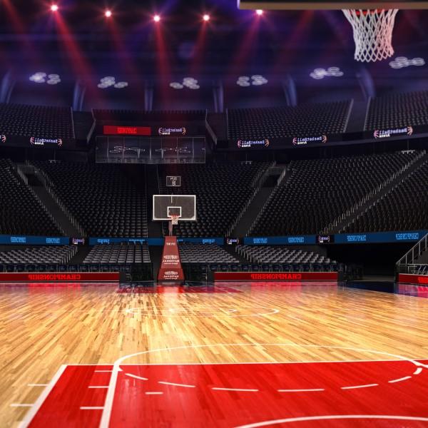 Basketball Court Size Details