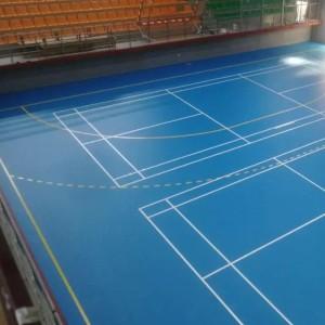 Handball Court Floor Snakeskin Pattern 1406G