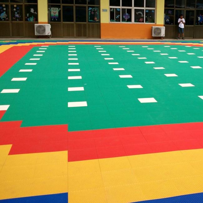 kindergarten floor1